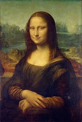 """Afbeeldingsresultaat voor Mona Lisa"""""""