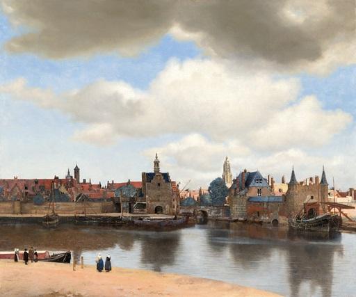 Afbeeldingsresultaat voor Johannes Vermeer